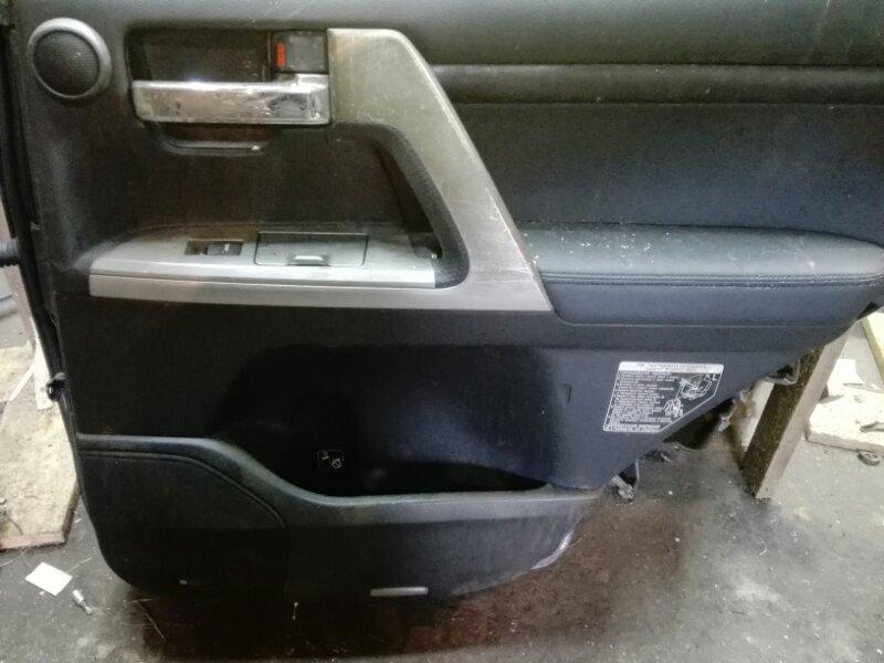 Стеклоподъемный механизм Toyota Land Cruiser 200 VDJ200 1VD-FTV 2014 задний правый