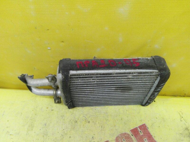 Радиатор печки Toyota Land Cruiser Prado KZJ95 1KZ-TE 2000 задний