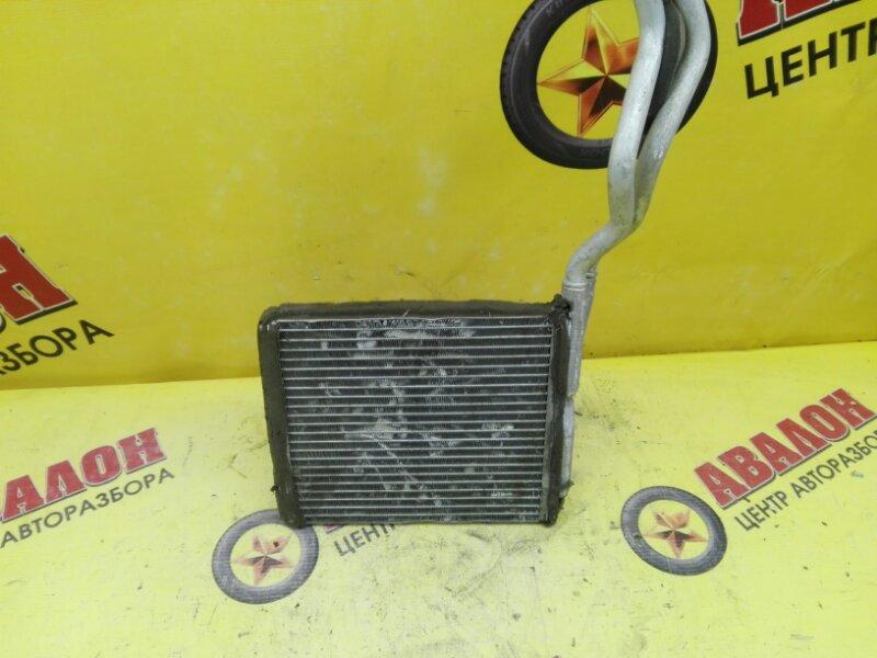 Радиатор печки Mazda 3 BL LF 2006