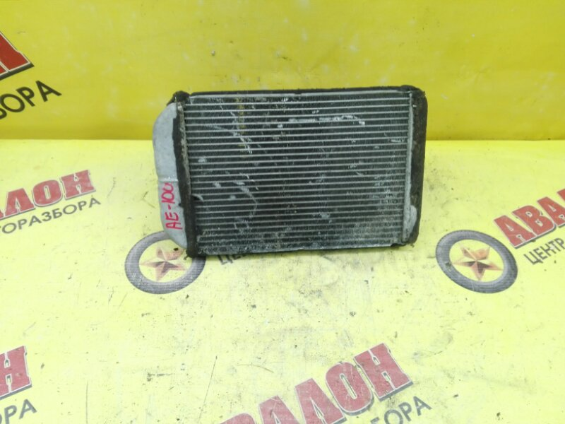 Радиатор печки Toyota Corolla AE100 5A-FE 1993