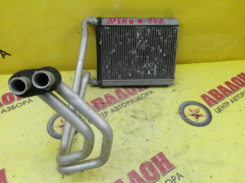 Радиатор печки Toyota Premio ZZT245 1ZZ-FE 2005