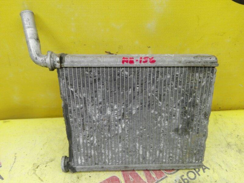 Радиатор печки Toyota Corolla ZRE151 1ZR-FE 2009