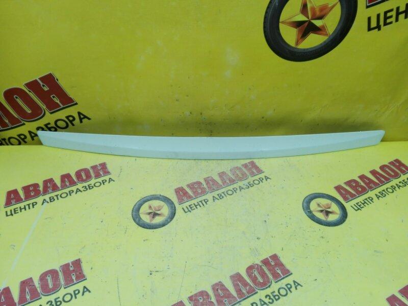 Накладка крышки багажника Hyundai Solaris RB G4FA 2013