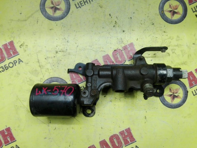 Гидроаккумулятор подвески Lexus Lx570 URJ201 3UR-FE 2009 левый