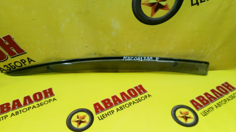 Ветровик Mazda 3 BL LF 2006 задний правый