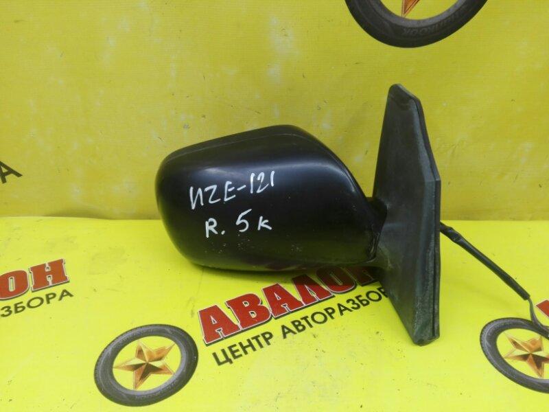 Зеркало Toyota Allex NZE121 1NZ-FE 2004 правое