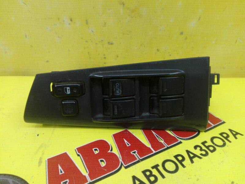 Блок управления стеклоподъемниками Toyota Allex NZE121 1NZ-FE 2004 передний правый