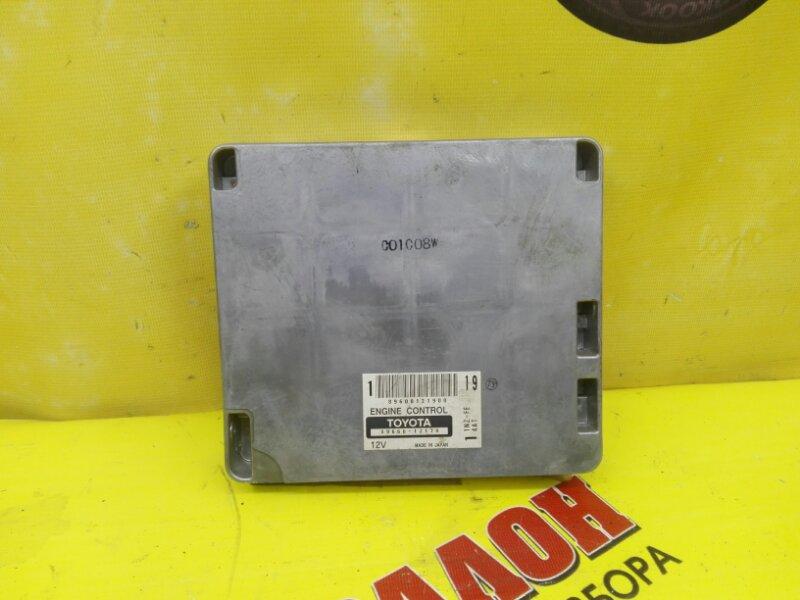 Блок efi Toyota Allex NZE121 1NZ-FE 2004