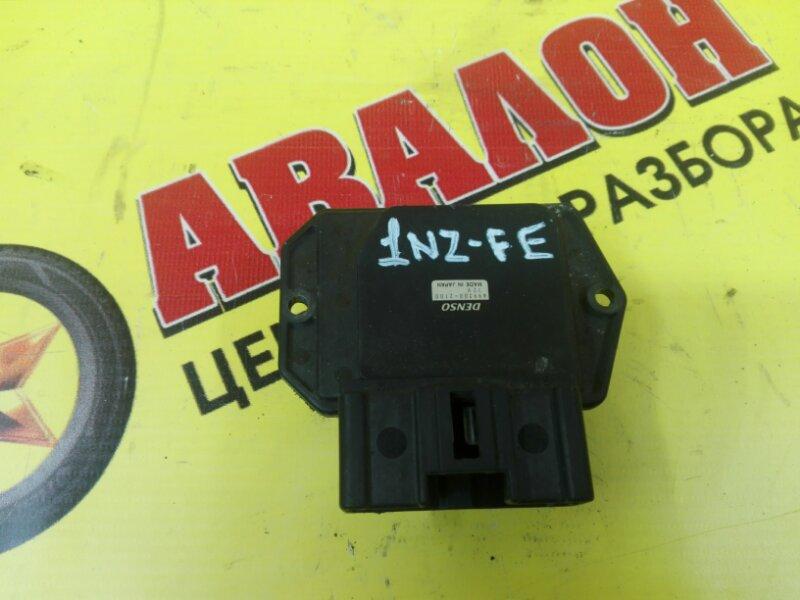 Реостат Toyota Allex NZE121 1NZ-FE 2004