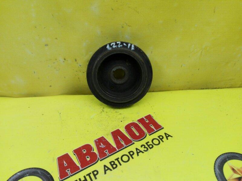 Шкив коленвала Toyota Allion ZZT240 1ZZ-FE 2001