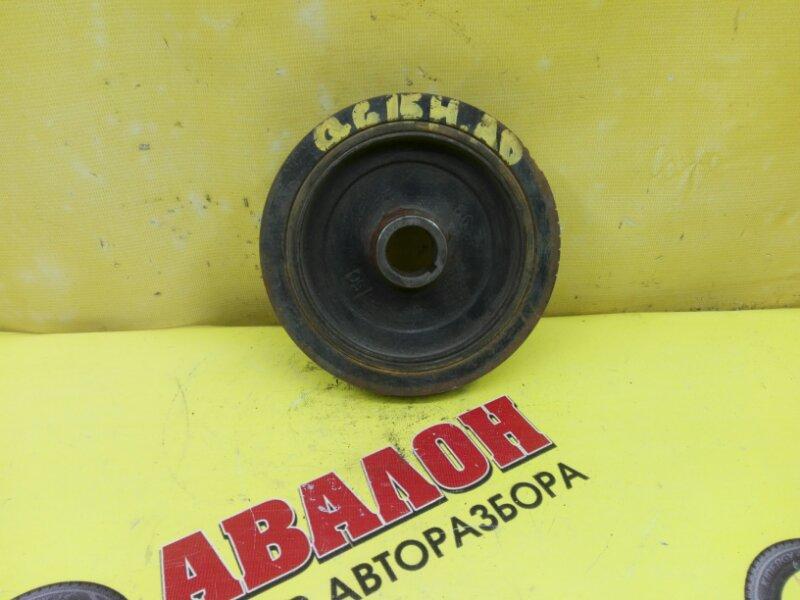 Шкив коленвала Nissan Ad Y11 QJ15 2001