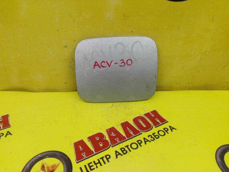 Лючек топливного бака Toyota Camry ACV30 2AZ-FE 2003