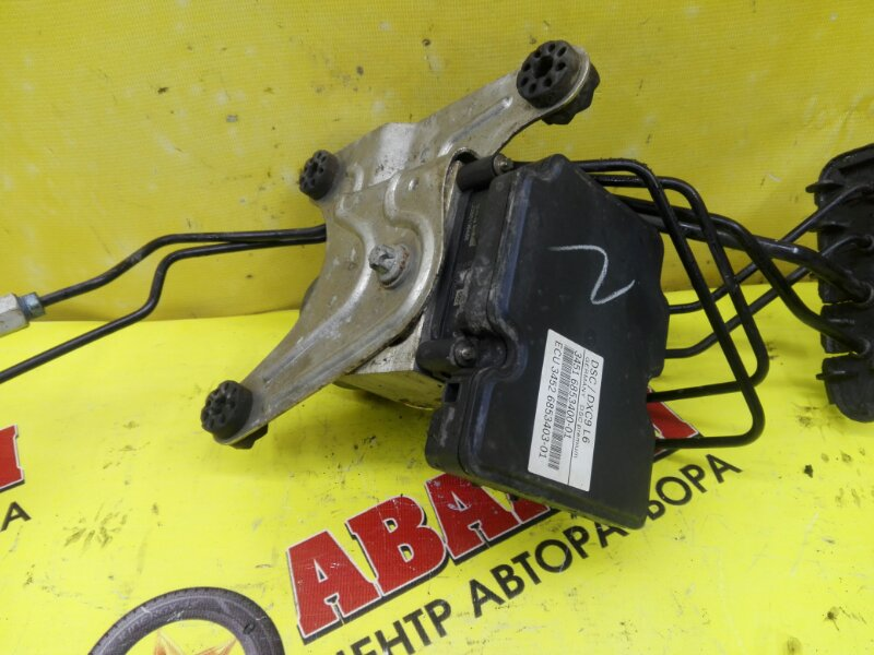 Блок abs Bmw Bmw 5-Series Gran Turismo F07 N57D30 2012