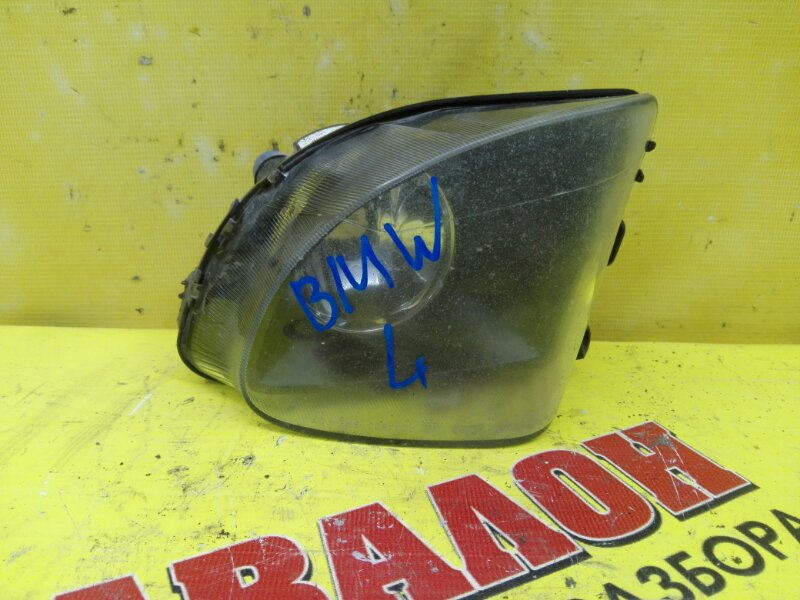 Фара противотуманная Bmw Bmw 5-Series Gran Turismo F07 N57D30 2012 передняя левая