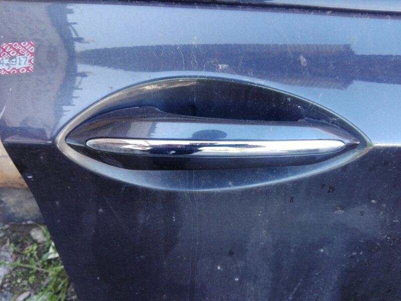 Ручка двери внешняя Bmw Bmw 5-Series Gran Turismo F07 N57D30 2012 передняя правая