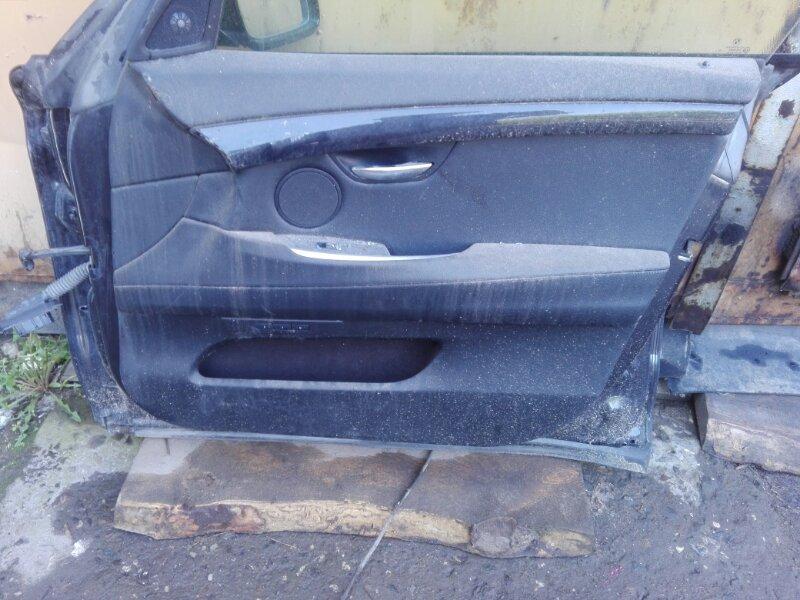 Обшивка двери Bmw Bmw 5-Series Gran Turismo F07 N57D30 2012 передняя правая