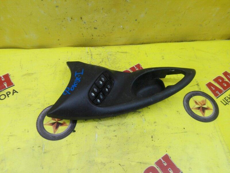 Блок управления стеклоподъемниками Ford Focus DFW FYDA 2001