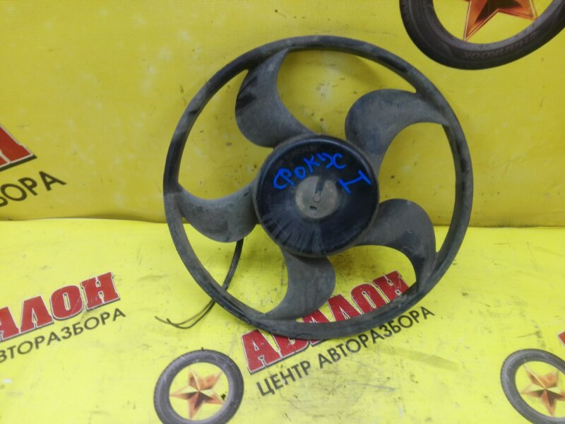Вентилятор Ford Focus DFW FYDA 2001