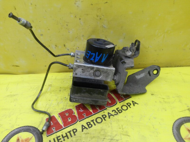 Блок abs Chevrolet Lacetti J200 F16D3 2007