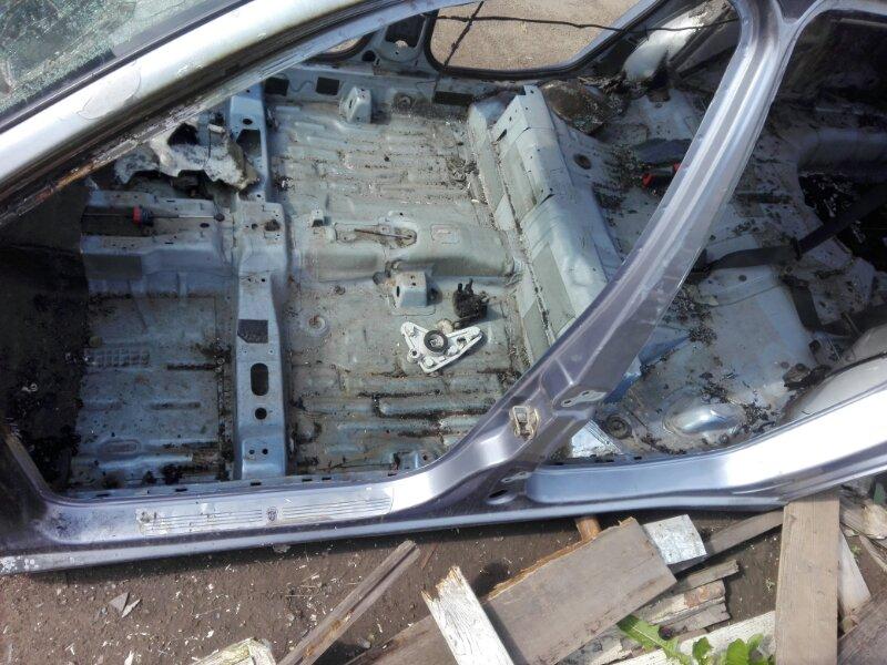 Порог кузова Ford Focus DFW FYDA 2001 левый