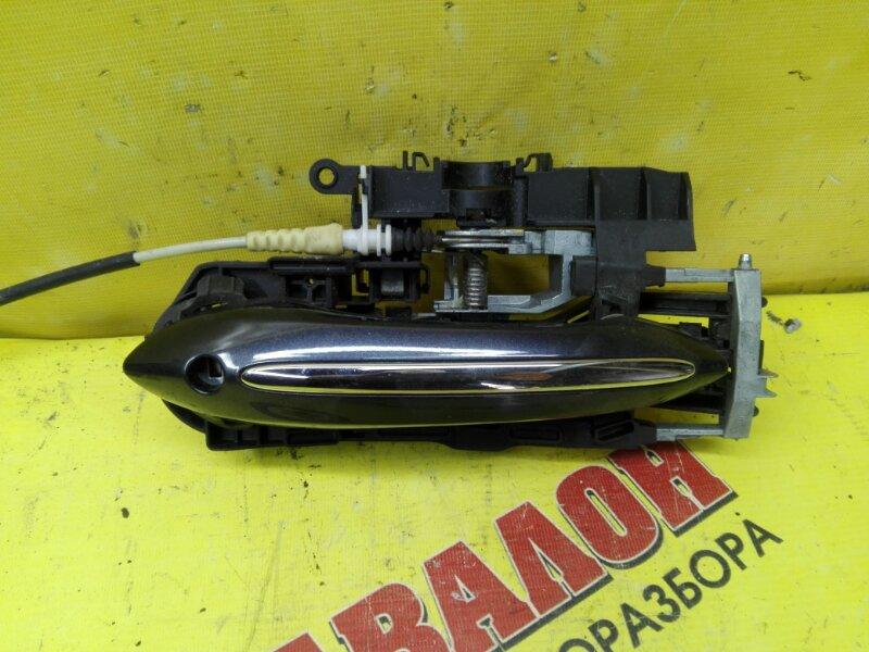 Ручка двери внешняя Bmw Bmw 5-Series Gran Turismo F07 N57D30 2012 передняя левая