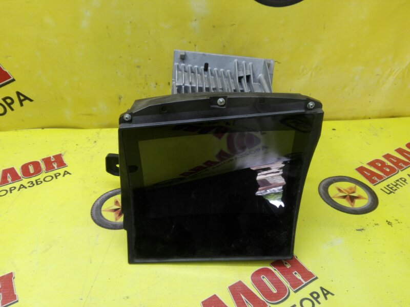 Дисплей на лобовом стекле Bmw Bmw 5-Series Gran Turismo F07 N57D30 2012