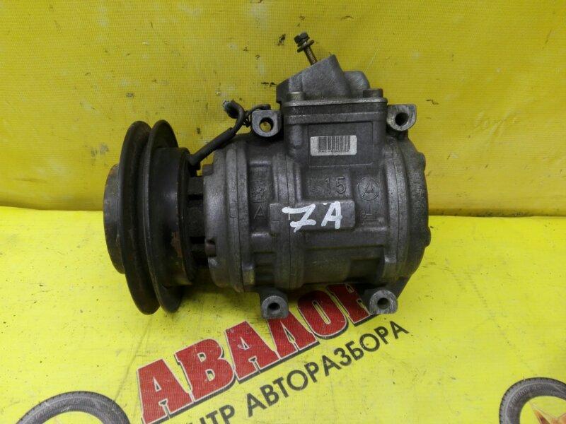 Компрессор кондиционера Toyota Carina AT-211 7A-FE 2000