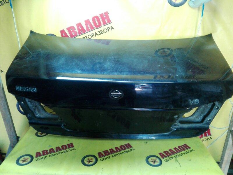Крышка багажника Nissan Cefiro A33 VQ20DD 1995