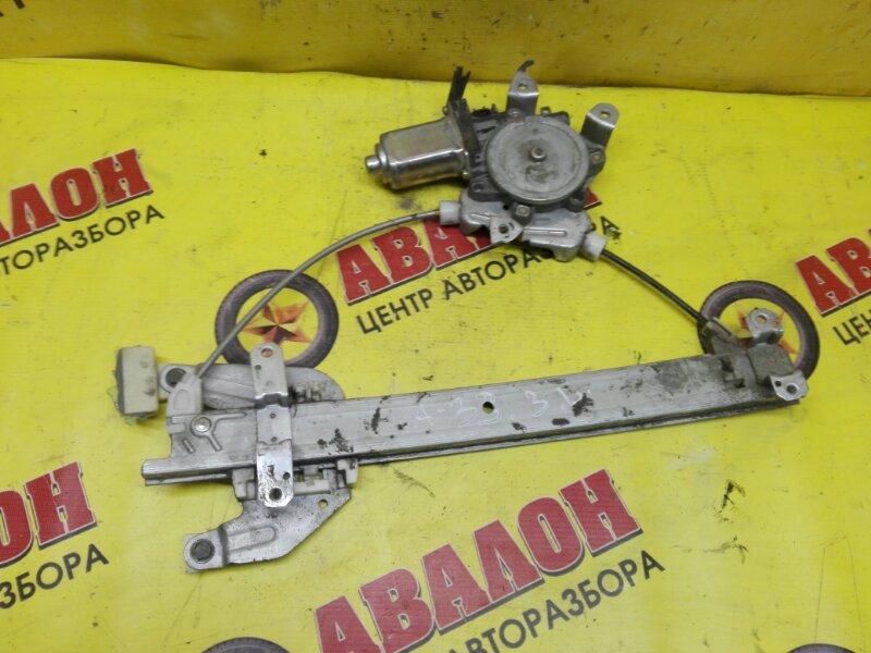 Стеклоподъемный механизм Nissan Cefiro A33 VQ20DD 1995 задний левый