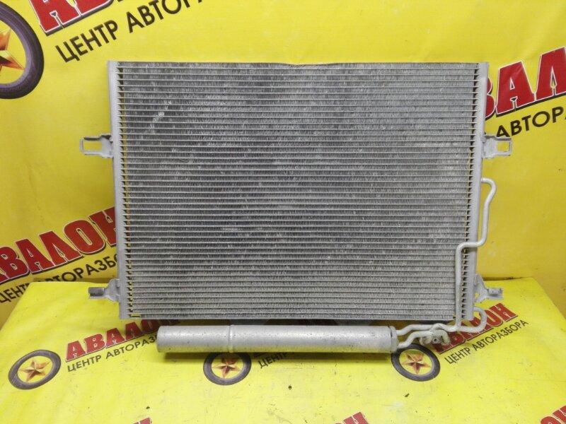 Радиатор кондиционера Mercedes-Benz E-Class W211 M 272 E 35 2007