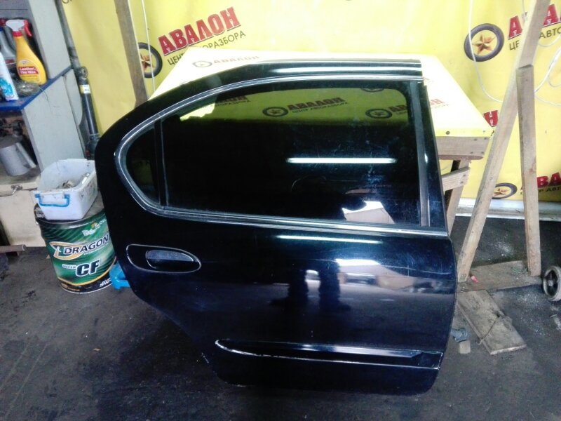 Дверь боковая Nissan Cefiro A33 VQ20DD 1995 задняя правая