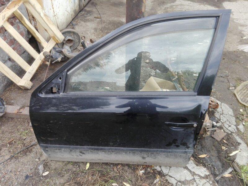 Дверь боковая Skoda Octavia XW8DX BFQ 2010 передняя левая