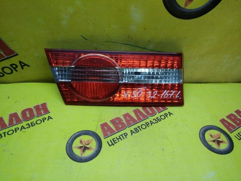 Стоп в крышку багажника Toyota Vista ZZV50 1998 левый