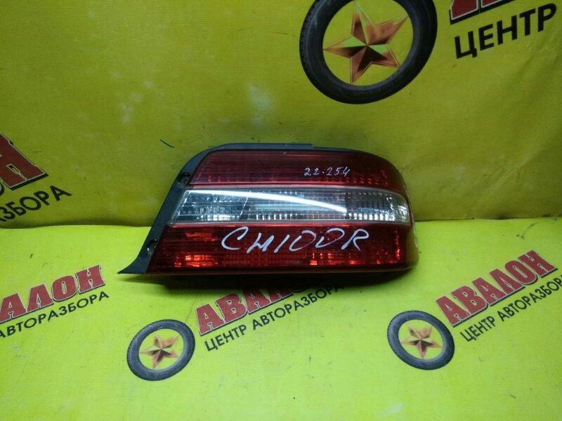 Стоп Toyota Chaser JZX100 правый