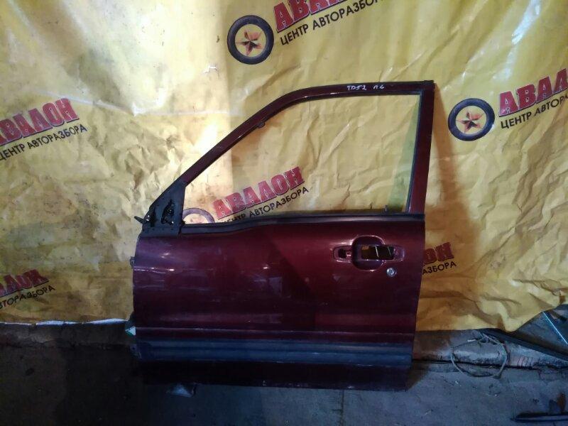 Дверь боковая Suzuki Grand Vitara TD52 передняя левая