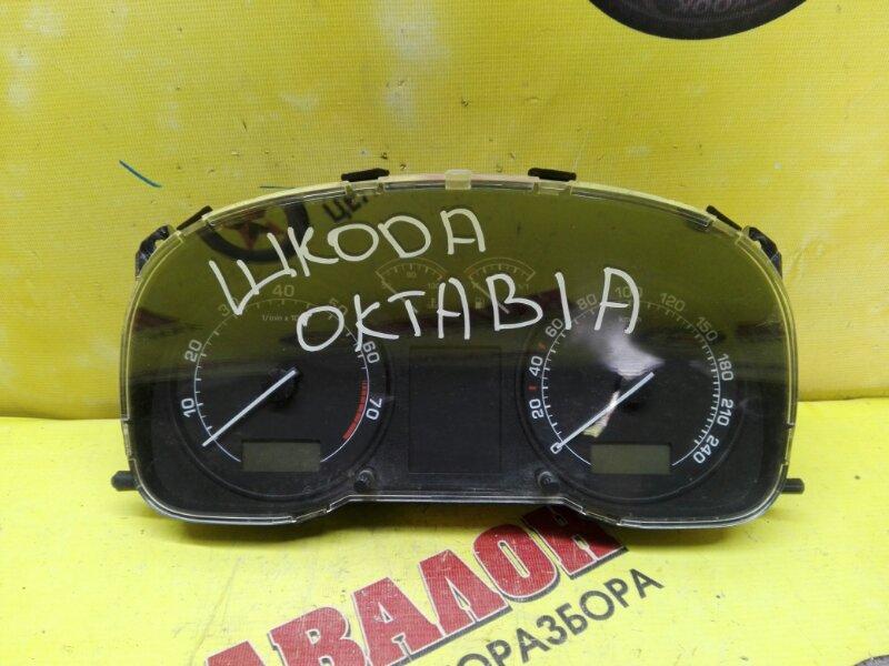 Спидометр Skoda Octavia XW8DX BFQ 2010