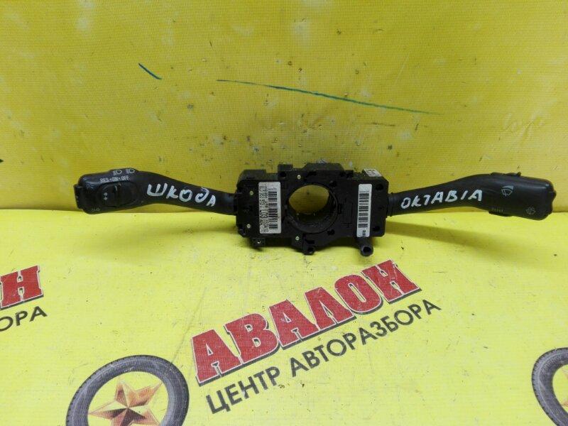Подрулевой переключатель Skoda Octavia XW8DX BFQ 2010