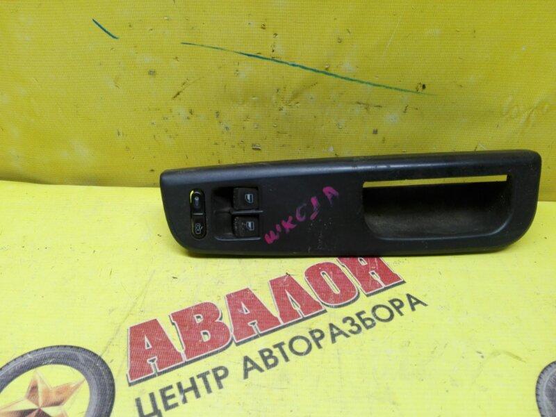 Блок управления стеклоподъемниками Skoda Octavia XW8DX BFQ 2010
