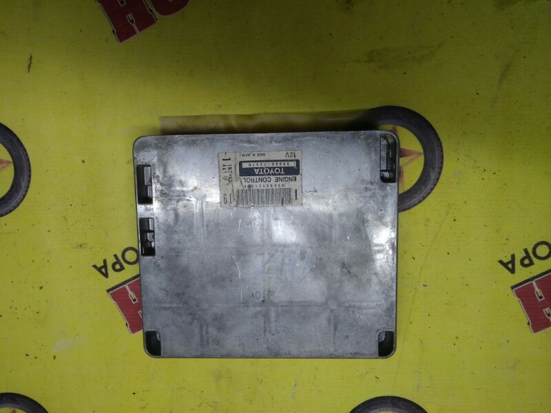 Блок efi Toyota Corolla NZE121 1NZ-FE