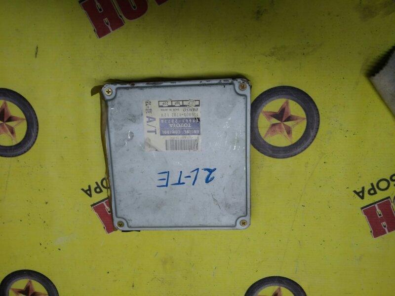 Блок efi Toyota Chaser LX100 2LT