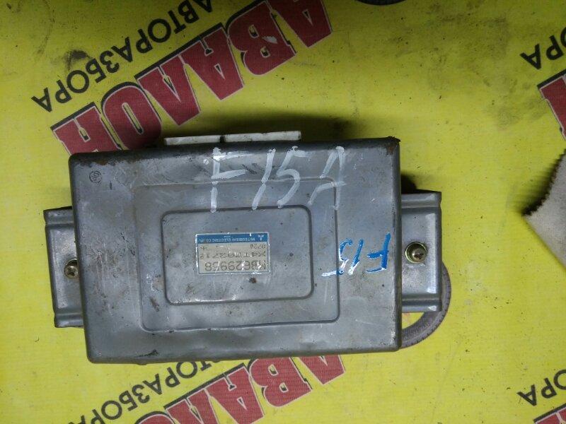Блок управления акпп Mitsubishi Diamante F15 6G73