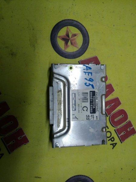 Блок efi Toyota Sprinter AE95 4A-FE