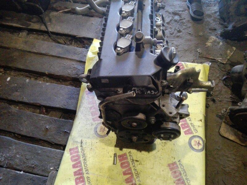 Двигатель в сборе Mitsubishi Colt Z25A 4А90