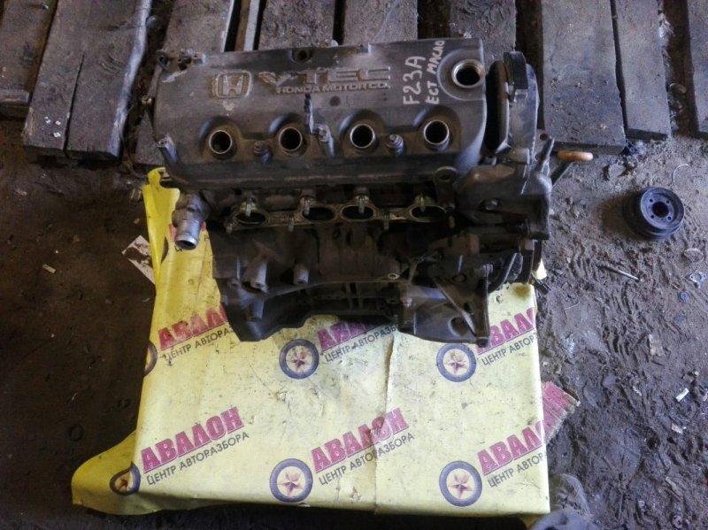 Двигатель в сборе Honda Accord CD3 F23A 2000