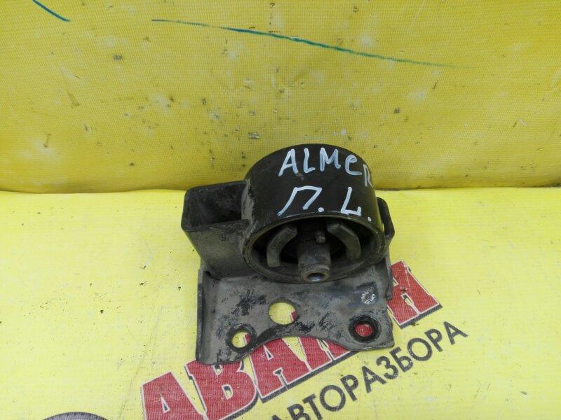 Подушка двигателя Nissan Almera Classic B-10 QG-16DE 2007 левая