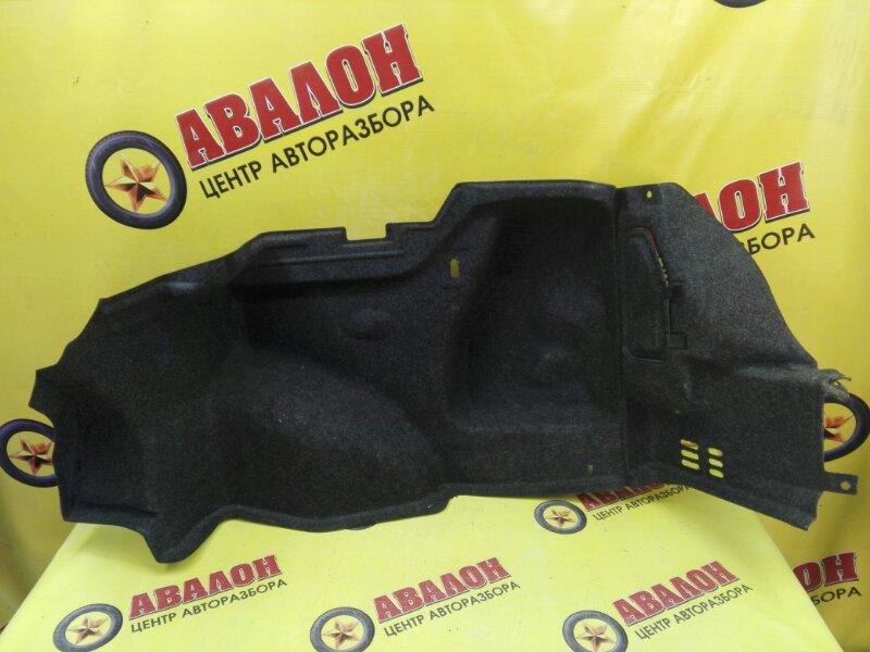 Обшивка багажника Nissan Almera Classic B-10 QG-16DE 2007 правая