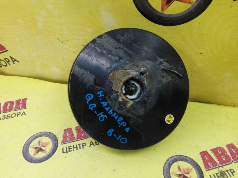 Вакуумный усилитель тормоза Nissan Almera Classic B-10 QG-16DE 2007