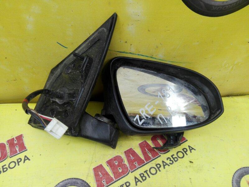 Зеркало Toyota Corolla ZRE181 1ZR-FE 2013 правое