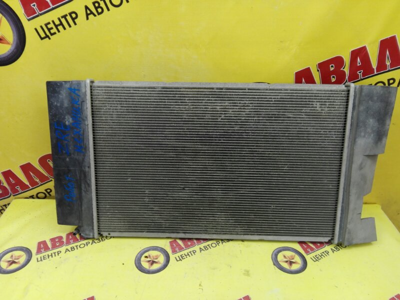 Радиатор основной Toyota Auris ZRE151 1ZR 2010