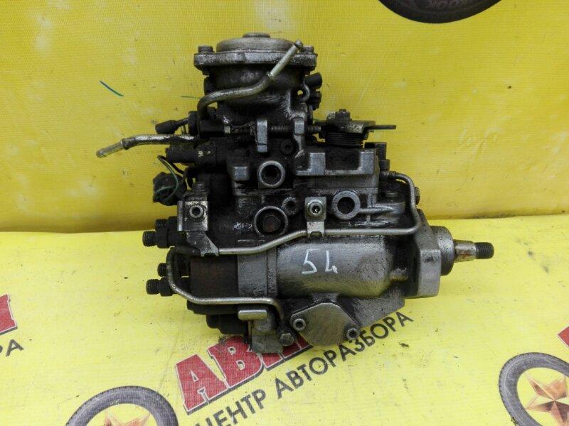 Топливный насос высокого давления Toyota Hiace Regius LXH49 5L 1998